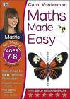Maths Made Easy Ages 7-8 Key Stage 2 Beginner: Ages 7-8, Key Stage 2 beginner by Carol Vorderman (Paperback, 2014)