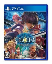 NEW PS4 Star Ocean 5 - Integrity and Faithlessness Japan Import Official F/S