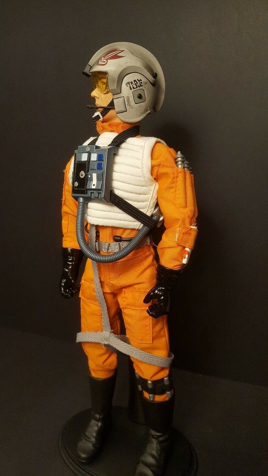 Star Wars, Rogue One X-Wing Pilot Figure 1/6 1/6 1/6 Scale, 12