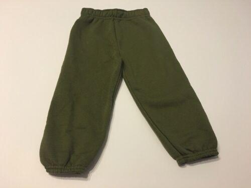 Boys Fleece Pants 24 Months Green Kids Infants Baby Kids