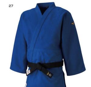 Judo gi 2018 IJF Approved Made in Japan bluee Model 22JA8A0127