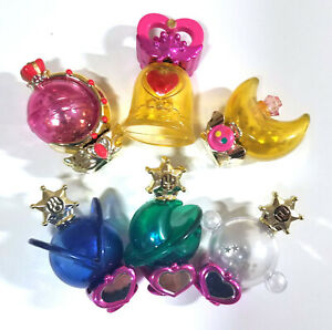 Sailor-Moon-Prism-Power-Dome-2-Gashapon-Complete-FULL-SET-Loose