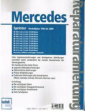Buch Reparaturanleitung Mercedes Sprinter Baujahre 1995 - 2000 Band1223