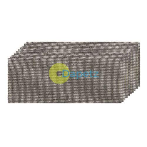 Crochet /& boucle maille feuilles abrasives 115 x 230mm 10Pk 4 x 40G 4 x 80G /& 2 x 120 grit