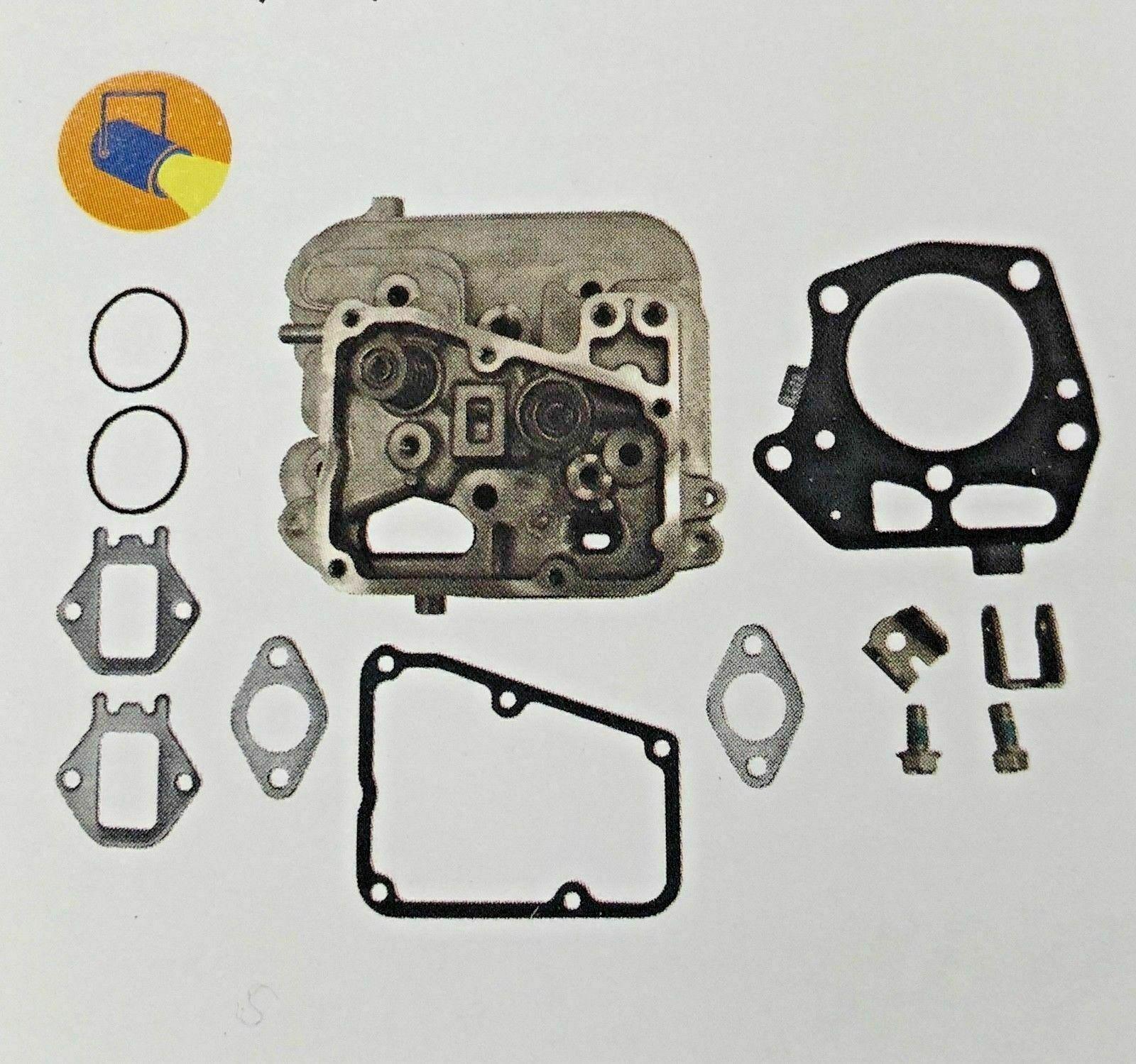 Kawasaki Original Equipment Manufacturer 99999-0631 Culata Completo Kit  2 Fr Fs Fx 481 V 541 V 600 V