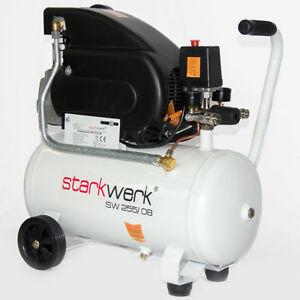 starkwerk druckluft kompressor druckluftkompressor sw 255. Black Bedroom Furniture Sets. Home Design Ideas