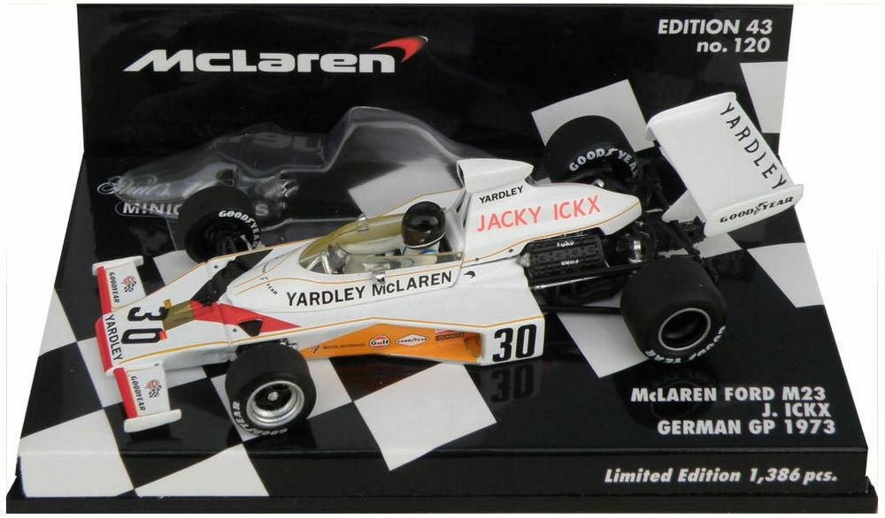 Minichamps 1 43 McLaren Ford M23 P. Revson