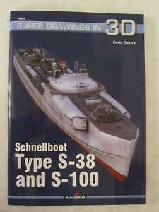 Kagero-Schnellboot-Type-S-38-and-S-100-Super-Drawings-In-3D