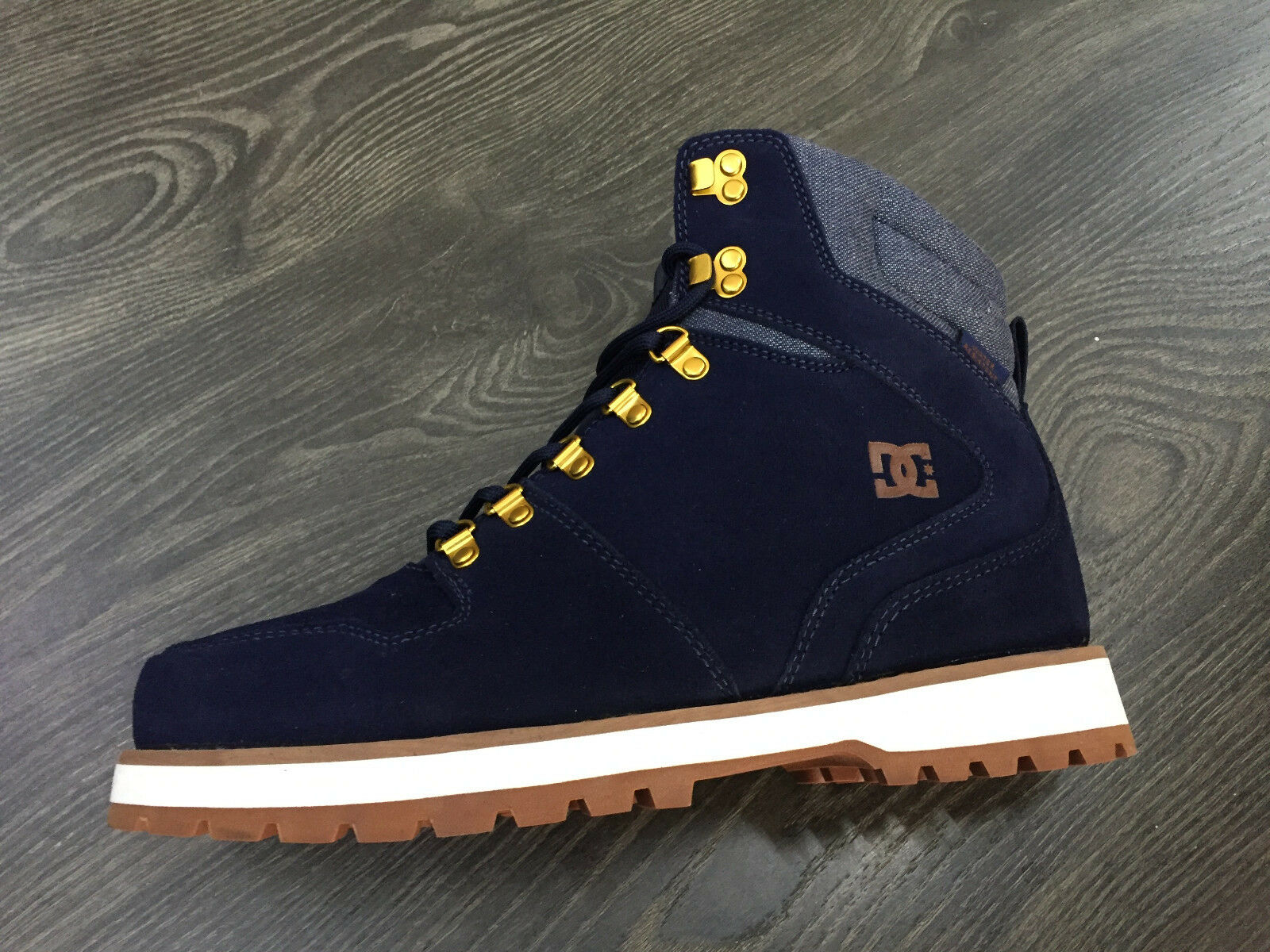 DC DC DC Zapatos  Peary navy chocolate 178501