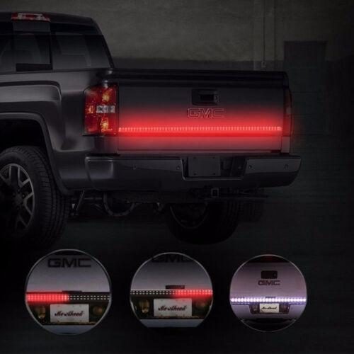 "60/"" Tailgate LED Light Strip Bar STOP TURN REVERSE GMC CHEVROLET CADILLAC JEEP"