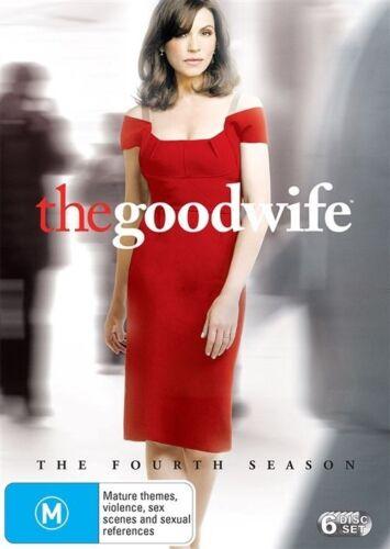 1 of 1 - THE GOOD WIFE Season 4 : NEW DVD