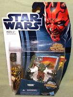 Star Wars Clone Wars Yoda Cw5 Jedi Master Cw05 2012 3.75 Scale Action Figure