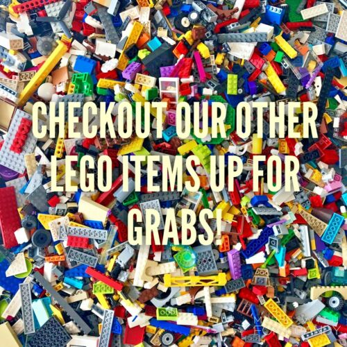 LEGO Minifigures Job Lot Bundle Set 10 x Mixed LEGO Minifigures Accessories