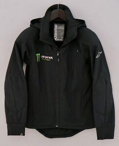 Men-Alpinestars-Jacket-Motorcycle-Safety-Biker-Wind-amp-Waterproof-S-VAS316