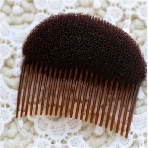 NEW Women Pearl Crystal Crown Hair Pin Clip Wedding Bridal Hair Comb Accessories