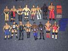 WWE Mattel Basic Elite Lot Of 16 Legends Wrestling Figures Rare Flashback Huge