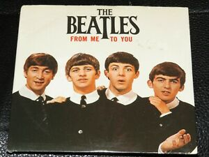 THE-BEATLES-From-Me-To-You-Thank-You-Girl-1992-PICTURE-CD-Single