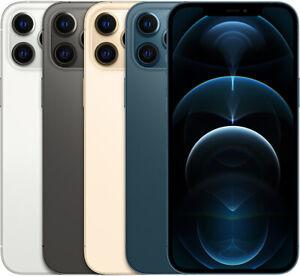 Apple iPhone 12 Pro Max Verizon A2342 128GB/256GB/512GB - All Colors - GOOD