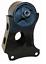 Engine Motor Mount 3PCS Set Fit 2005-2007 Nissan X-Trail 2.5L FWD
