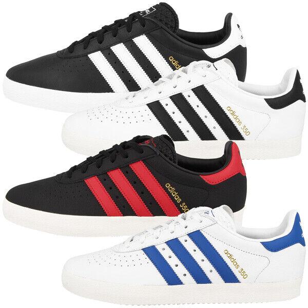 Adidas 350 Schuhe Herren Originals Turnschuhe Retro Freizeit Turnschuhe Turnschuhe