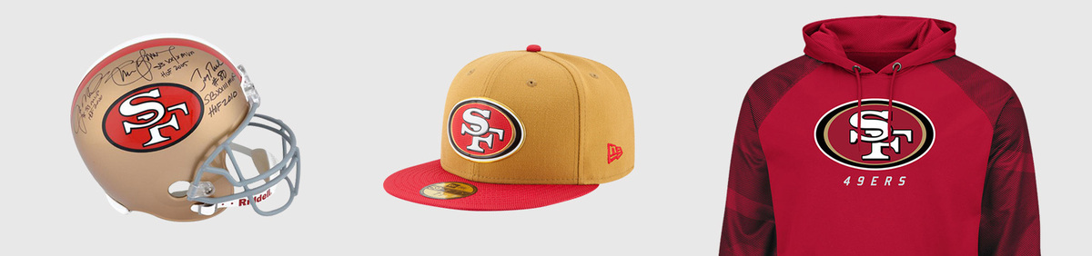 8eba82ce San Francisco 49ers NFL Fan Apparel & Souvenirs for sale | eBay