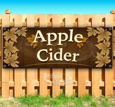 Apple Cider Advertising Vinyl Banner Flag Sign Many Sizes Available