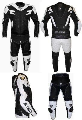Avere Una Mente Inquisitrice Tuta Moto 2pezzi Divisibile Giacca Pantalone In Pelle E Tessuto Estiva Biesse Ce Top Angurie