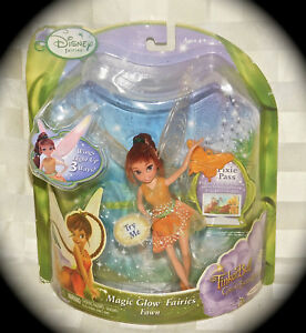 Disney-Tinker-Bell-Great-Fairy-Rescue-Fawn-DOLL-MAGIC-GLOW-FAIRIES-NEW-TOY-RARE