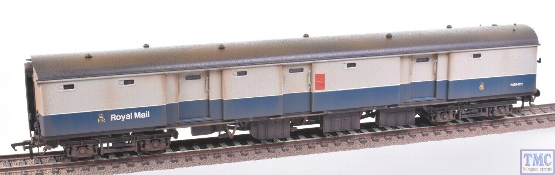 39-755 Bachmann OO Gauge BR Mk1 TPO POT Stowage Van Deluxe Weathering