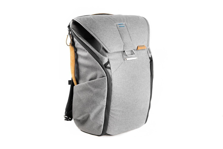 Peak Design Everyday Backpack 30L Ash Grey Innovative Expandable Camera Bag V1