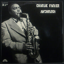! 3erLP CHARLIE PARKER - anthology