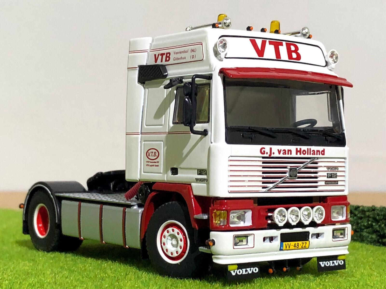 WSI TRUCK MODELS,VOLVO F12 TURBO INTERCOOLER 4x2  SINGLE TRUCK, VTB  1 50