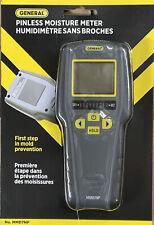 General Tools Mmd7np Pinless Non Invasive Non Marring Digital Moisture Meter