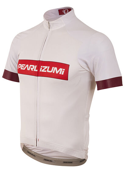 Pearl Izumi Elite Pursuit Summer Cycling Bike - Jersey - ROT X2 - Bike Small 429b16