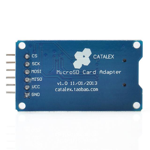 Board Mciro SD TF Card Memory Shield Module SPI For Arduino Micro SD Storage
