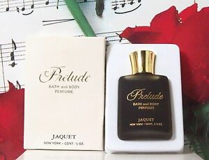 Prelude-Bath-And-Body-Perfume-0-5-Oz-By-Jaquet-Vintage