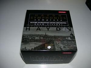 Haydn-Symphonies-Complete-Adam-Fischer-Austro-Hungarian-Orchestra-33-CD-BOX
