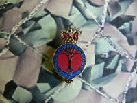 Welsh Guards Enamel Lapel Badge