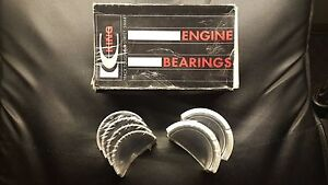 """Engine Main Bearing Set .030/"""" Over 134CI for Jeep 1941-1971 17465.04 Omix-Ada"""