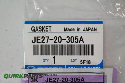 1994-2005 Mazda EGR Valve Gasket OEM NEW JE27-20-305A