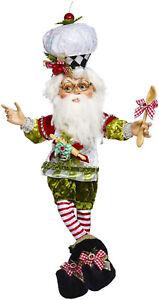 Mark-Roberts-Elves-North-Pole-Cookie-Elf-51-05622-Small-13-5-034-Figurine