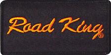 HARLEY DAVIDSON ROAD KING  VEST JACKET PATCH **NIP** MOTORCYCLE * MADE IN USA *