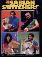 Genesis Phil Collins Quiet Riot Downbeat Trade Advert