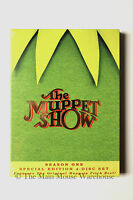 The Muppet Show Season 1 On Dvd 24 Episodes Original Pitch Reel Gag Reel Bonuses