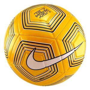 uk availability 5d51e b23ef Chargement de l image en cours Nouveau-Nike-2018-Neymar-Strike-football- ballon-taille-