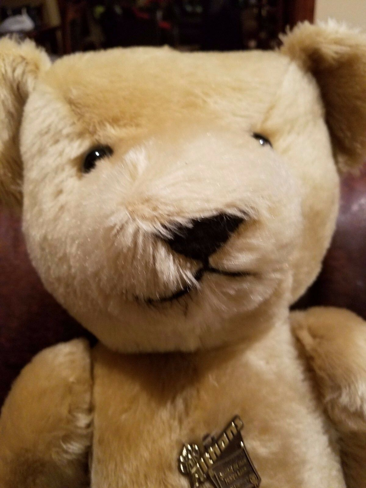 Bear 26  Loosly Jointed Mohair by Althans West Germany