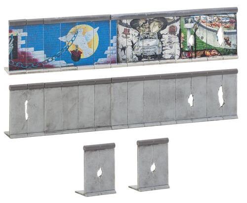 Faller 180424 muro di Berlino 220x24x43mm NUOVO OVP