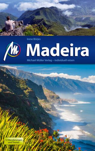 1 von 1 - MADEIRA Michael Müller Reiseführer 2015 Porto Santo Portugal Atlantik Insel