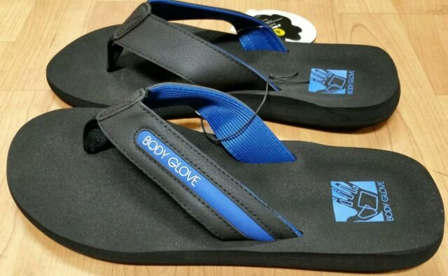 7d4c0412340b Body Glove Fathom Flip Flops Sandals Men s Size 8 10 11 12 13 New With Tag