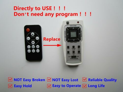 Remote Control For Frigidaire FFRE1033Q1A  FFRE1233Q1A5 Air Conditioner